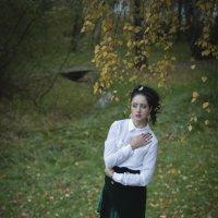Осень в парке :: Анна Городничева