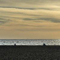 Закат на океане :: Николай Танаев
