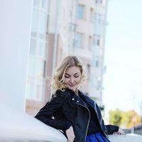Прогулка по городу) :: Татьяна Киселева