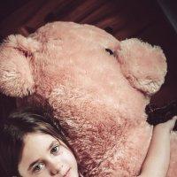 Алина с мишками (3) :: елена брюханова