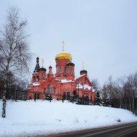 Церковь Илии Пророка :: Марина Назарова