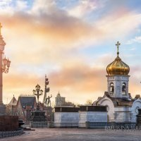 И Петр над городом плывет :: Юлия Батурина
