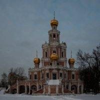 Покрова Пресвятой Богородицы Филях (XVII - XX век) :: Светлана .
