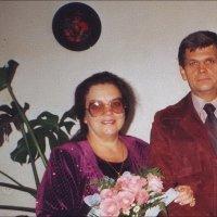 На свадьбе у сына. 2002 год :: Нина Корешкова