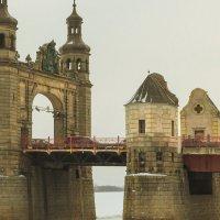 Фрагмент моста :: Игорь Вишняков