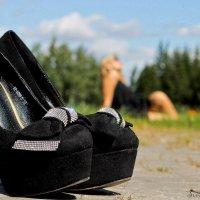 Туфельки золушки :: светлана шубенко