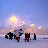 Под зонтом :: Мари ^_^ !