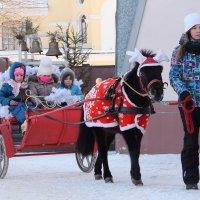 Рождественские гуляния :: Ольга Крулик