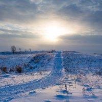 Зимний проселок :: Михаил Бояркин