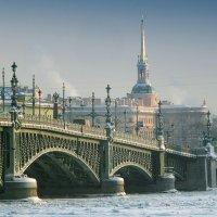 Троицкий мост :: Алексей Ершов