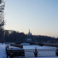 Вид от Первого Инженерного моста :: Елена Павлова (Смолова)
