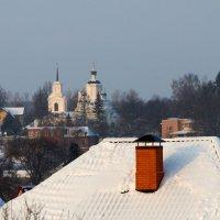 Городской вид :: Андрей Куприянов