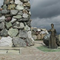 В парке Бажова :: Олег  Царёв