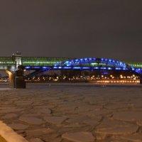 Пушкинский мост. :: Oleg4618 Шутченко