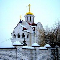 Храм. :: Борис Митрохин