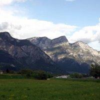 Альпийские Зарисовки :: Эдвард Фогель
