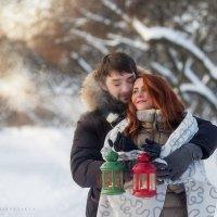 Вероника и Сергей :: Ярослава Бакуняева