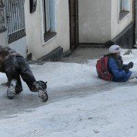 Діти катаються :: Степан Карачко