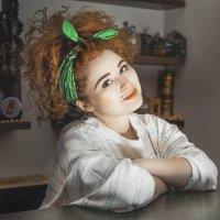 Чайная мастерица :: Мария Буданова