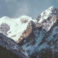 Горы Кавказа :: Оксана Погребная