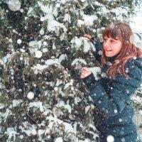 зимняя сказка :: Irina Novikova