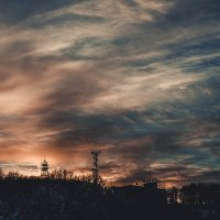 Гора Собер-Баш 27.01.2016 :: Александр Светлый
