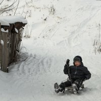 Детство :: Дмитрий Коноплев