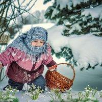 подснежники :: Тася Тыжфотографиня
