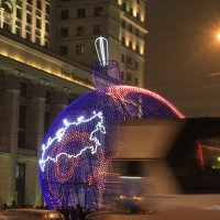 Lights & traffic :: Надежда Кунилова