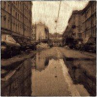 My magic Petersburg_01763_Сапёрный пер. :: Станислав Лебединский
