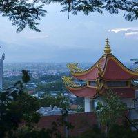 Буддийский храм :: Марина Мудрова