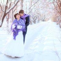 Зимняя  свадьба :: Екатерина Тырышкина