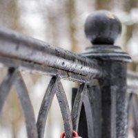 Мост  влюбленных (минимализм) :: Марина Загидуллина