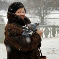 На озере снег :: Наталья talyna.m17
