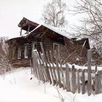 Брошенный дом :: Сергей