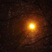 Огни большого города (Не черный квадрат) :: Андрей Лукьянов