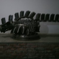 металлическая скульптура :: Александра Полякова-Костова