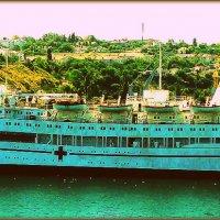 Енисей на Чёрном море :: Кай-8 (Ярослав) Забелин
