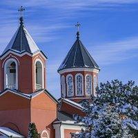 Купола Армянской церкви :: Игорь Сикорский