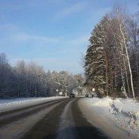 Зима :: Екатерина Краева