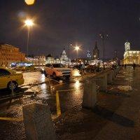 Площадь трёх вокзалов 1 :: Фролов Владимир Александрович