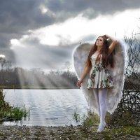 """Творческий проект """"Белый ангел"""" :: Татьяна Сафронова"""