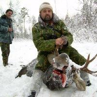Удачная охота :: Олег Романенко