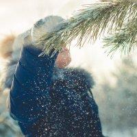 Волшебные иголки :: Kseniya M Markina
