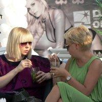 Блондинки, или Немного гламура :: Полина Потапова