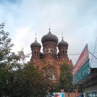город, лето :: Nadezhda