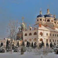 Николо-Сольбинский женский монастырь. :: vkosin2012 Косинова Валентина