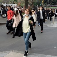 Япония, Токио :: Tatiana Belyatskaya