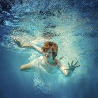 I love water :: Дмитрий Лаудин