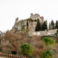 Средневековые развалины на смотровой площадке города Оз :: Witalij Loewin
